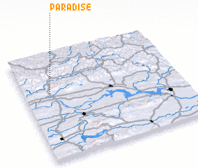 3d view of Paradise