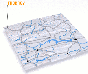 3d view of Thorney