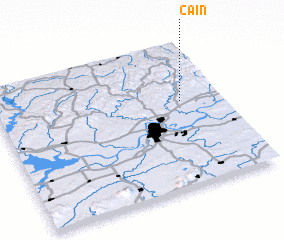 3d view of Cain