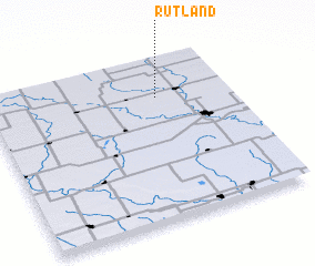 3d view of Rutland