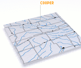 3d view of Cooper