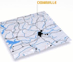 3d view of Cedarville