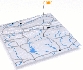 3d view of Cove