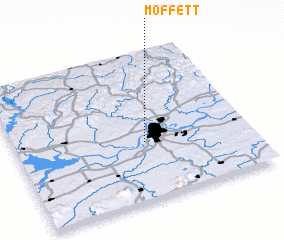 3d view of Moffett