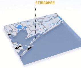 3d view of Stingaree