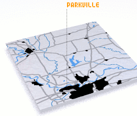 3d view of Parkville