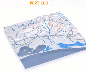 3d view of Portillo