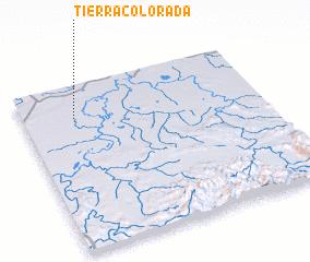 3d view of Tierra Colorada