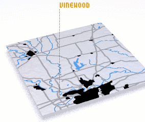 3d view of Vinewood