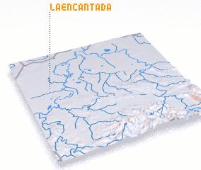 3d view of La Encantada