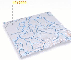 3d view of Mayoapa