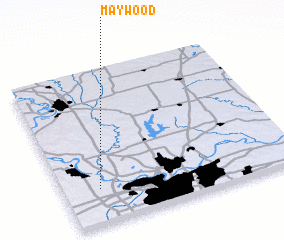 3d view of Maywood