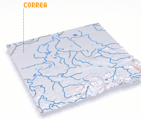 3d view of Correa