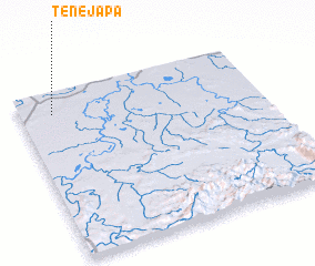 3d view of Tenejapa