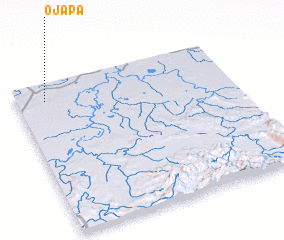 3d view of Ojapa