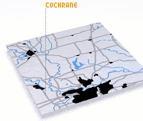 3d view of Cochrane