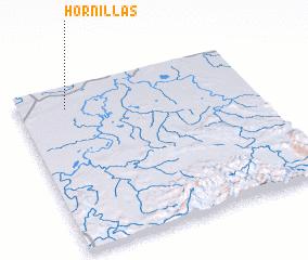 3d view of Hornillas