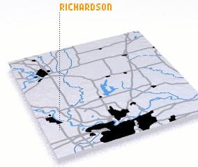 3d view of Richardson