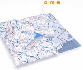 3d view of Guichixú