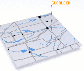 3d view of Glenlock