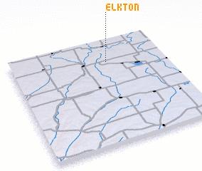 3d view of Elkton