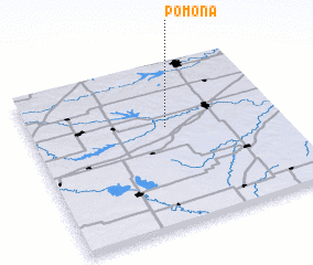 3d view of Pomona