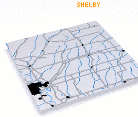 3d view of Shelby