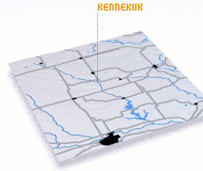 3d view of Kennekuk