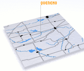 3d view of Quenemo