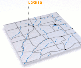 3d view of Washta