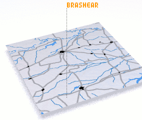 3d view of Brashear