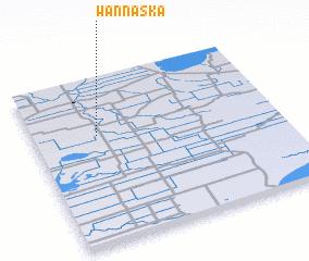 3d view of Wannaska