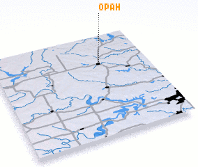 3d view of Opah