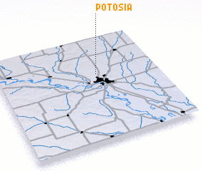 3d view of Potosia