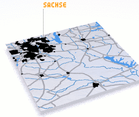 3d view of Sachse