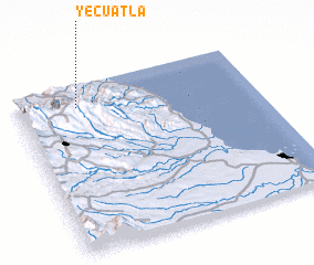3d view of Yecuatla