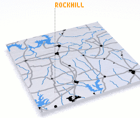 3d view of Rockhill