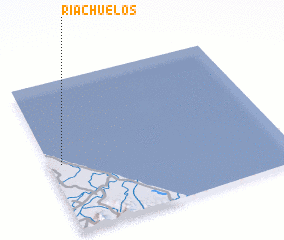 3d view of Riachuelos