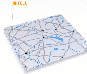 3d view of Axtell