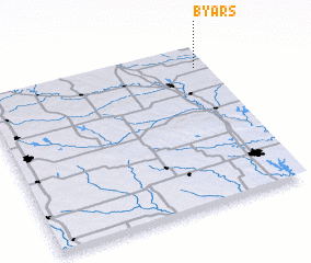 3d view of Byars