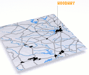 3d view of Woodway