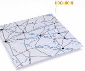 3d view of Hochheim
