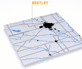 3d view of Bentley