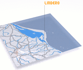 3d view of Lindero