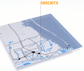 3d view of Ranchito