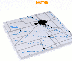 3d view of Doster