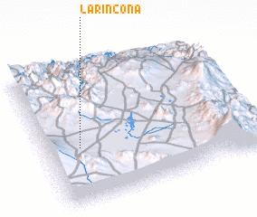 3d view of La Rincona
