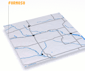 3d view of Formoso