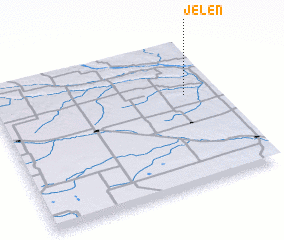 3d view of Jelen