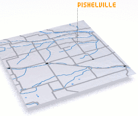 3d view of Pishelville